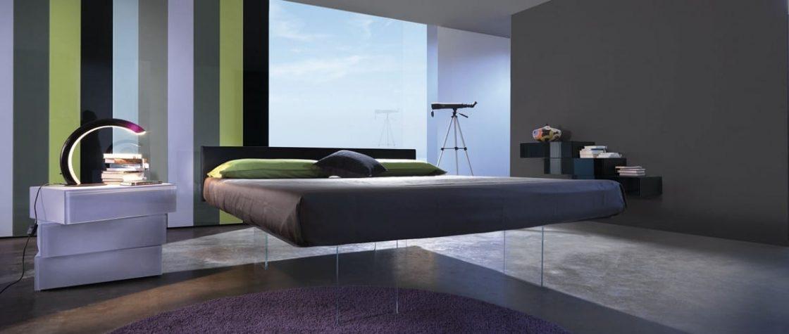 מיטות זוגיות: מיטה מרחפת Air