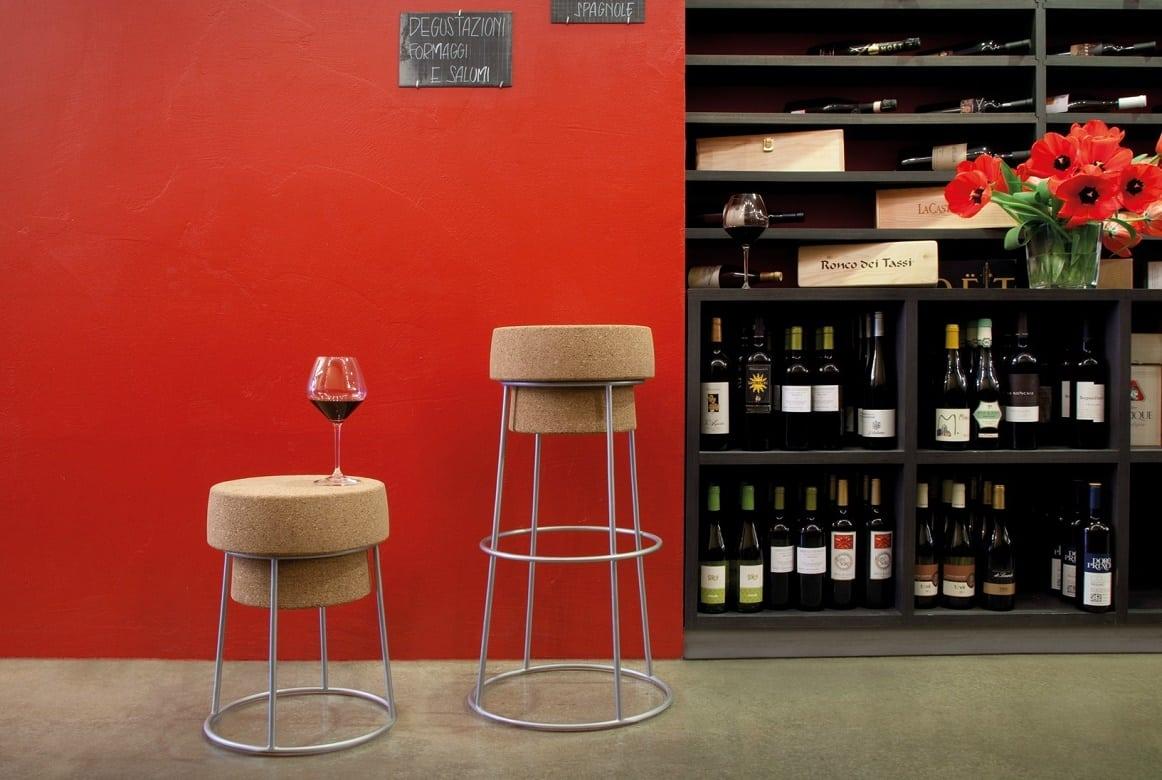 Bouchon - כסאות בר מעוצבים