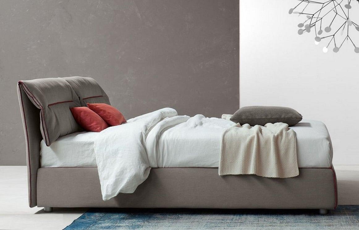 מיטות זוגיות: מיטה זוגית מעוצבת Campo