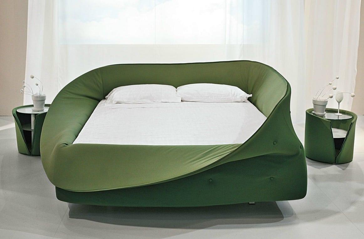 מיטות זוגיות: מיטה זוגית מעוצבת Col-letto