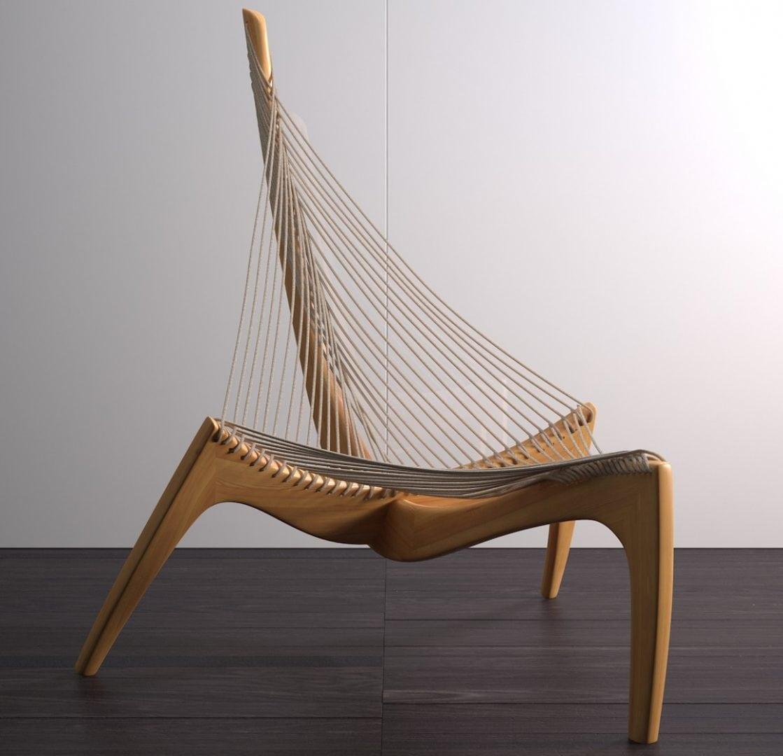 Harp Chair1