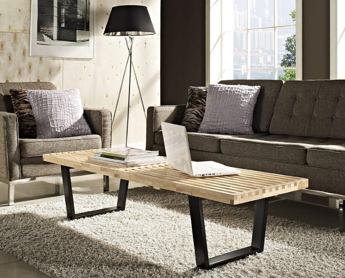 שולחן סלון Nelson Bench