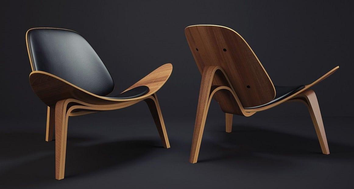 Shell Chair1