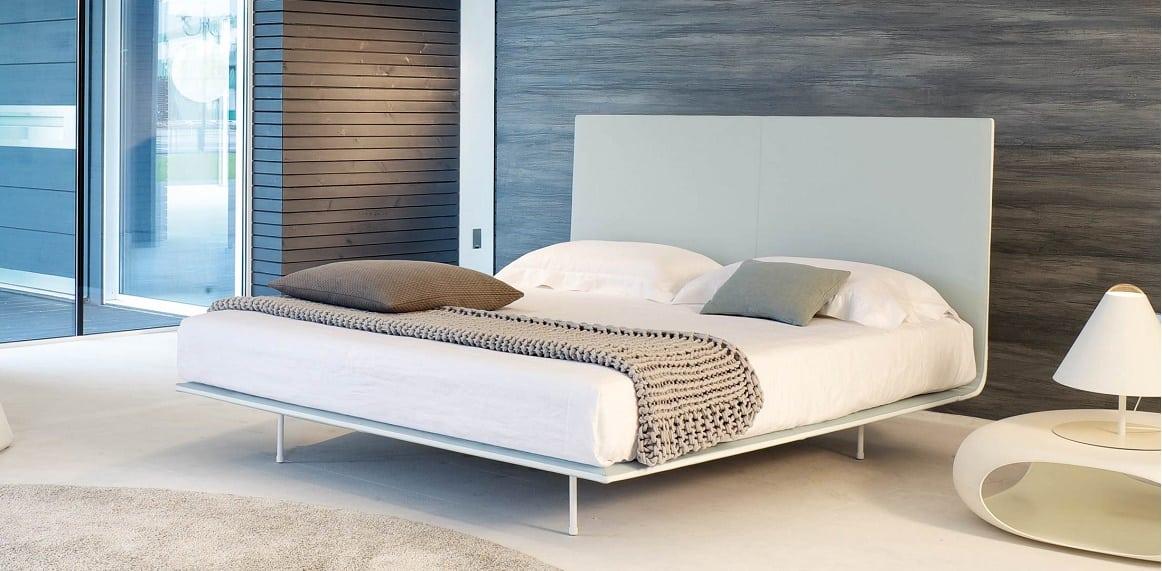 מיטות זוגיות: מיטה זוגית מינימליסטית Thin