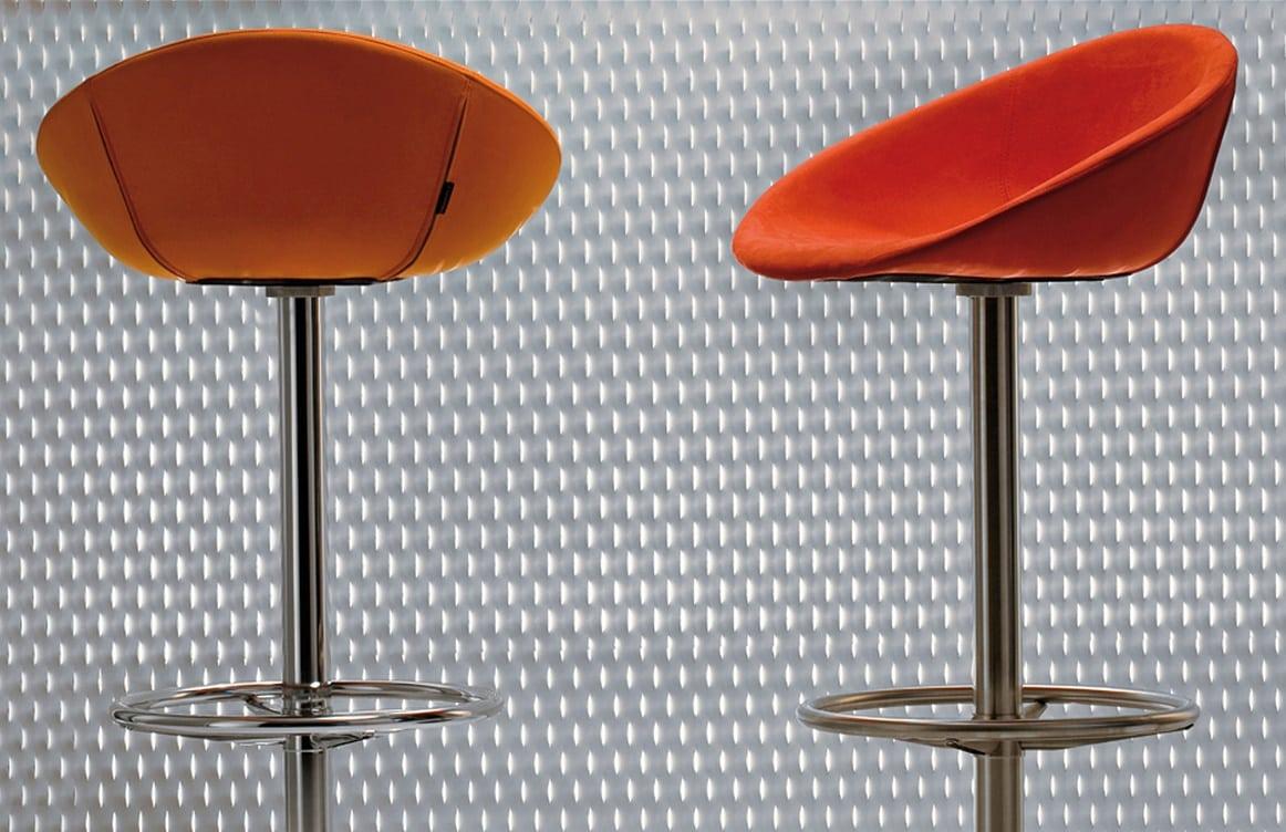 כסא בר מעוצב gliss Pedrali