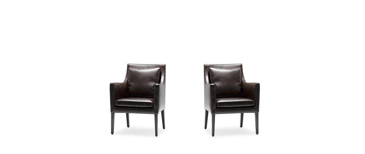 כיסא כורסא מעוצב