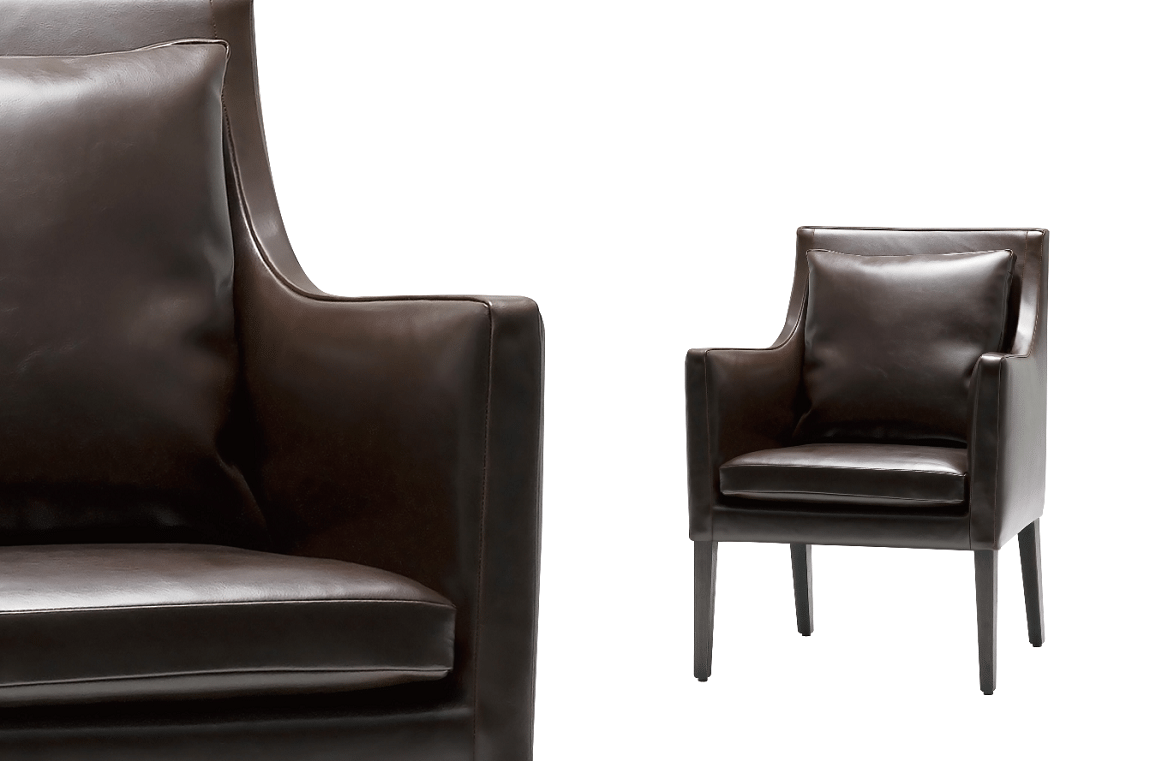 כסא כורסא מעור