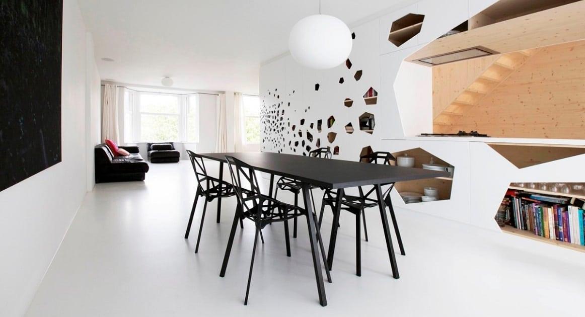 כסאות מעוצבים - Chair One