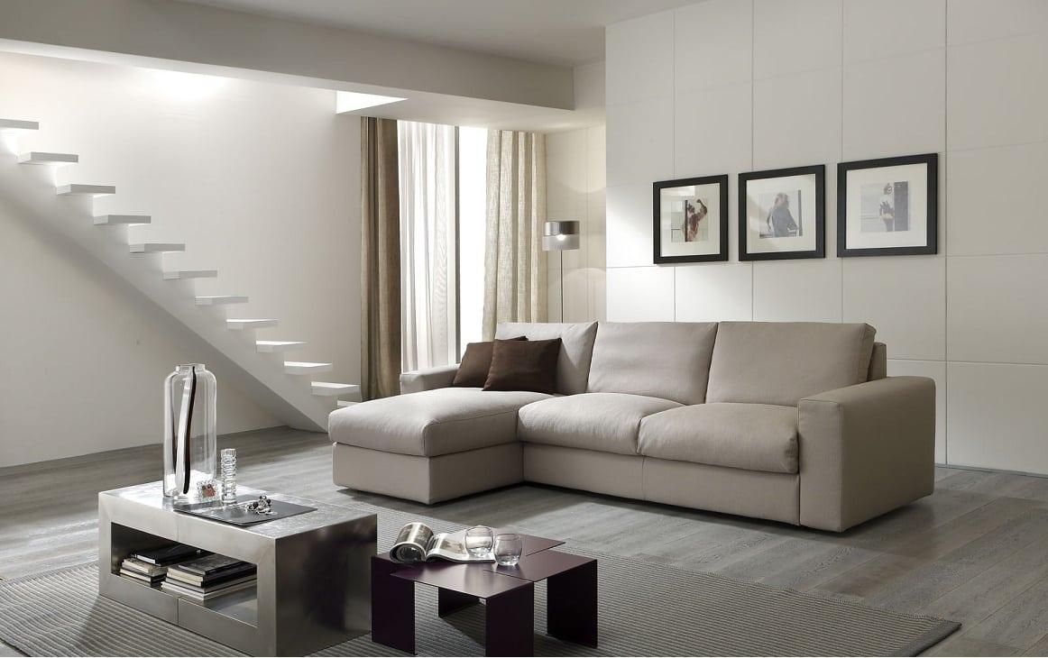 ספה מיטה מעוצבת