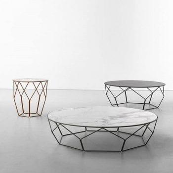אדיר שולחנות סלון מעוצבים (ושולחנות קפה) - נטורה רהיטי מעצבים II-74