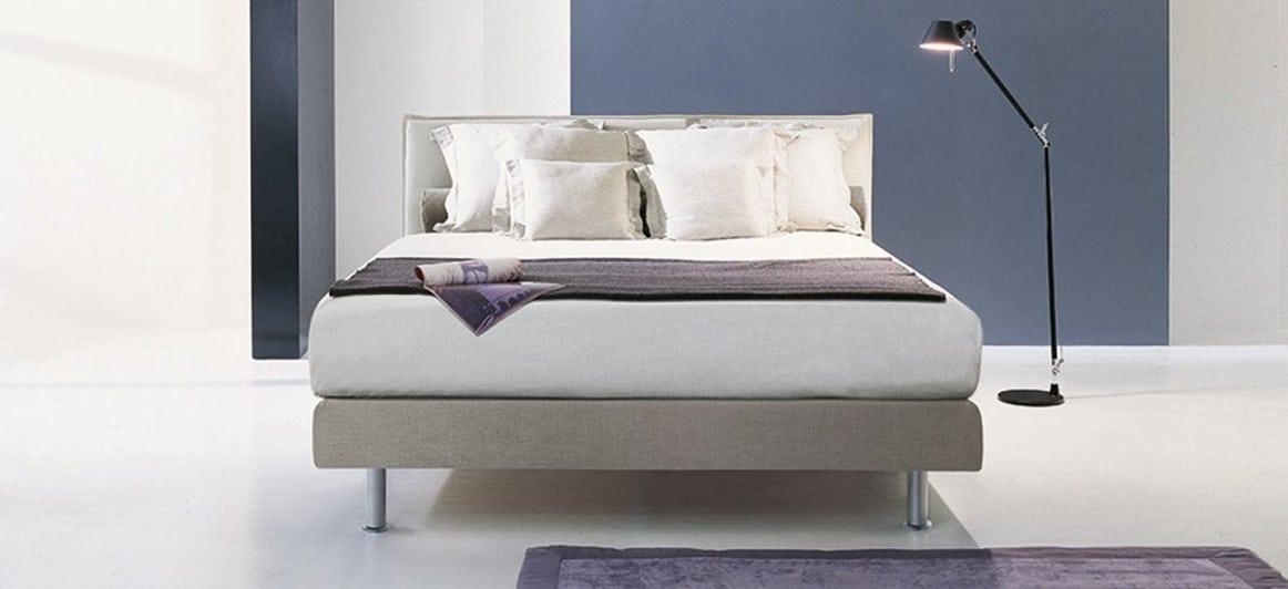 מיטה זוגית מעוצבת - Mister Paco