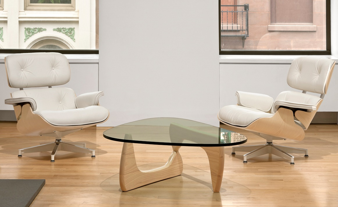 שולחן סלון - Noguchi1