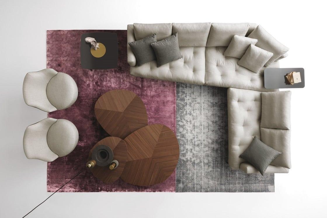 סלונים מעוצבים - נטורה רהיטי יוקרה