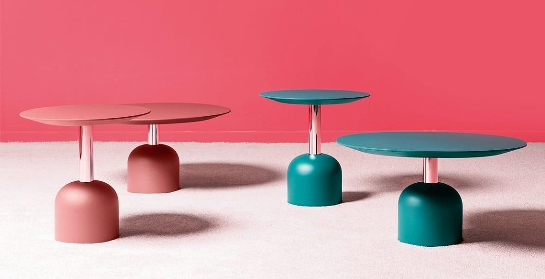 שולחן קפה עגול illo