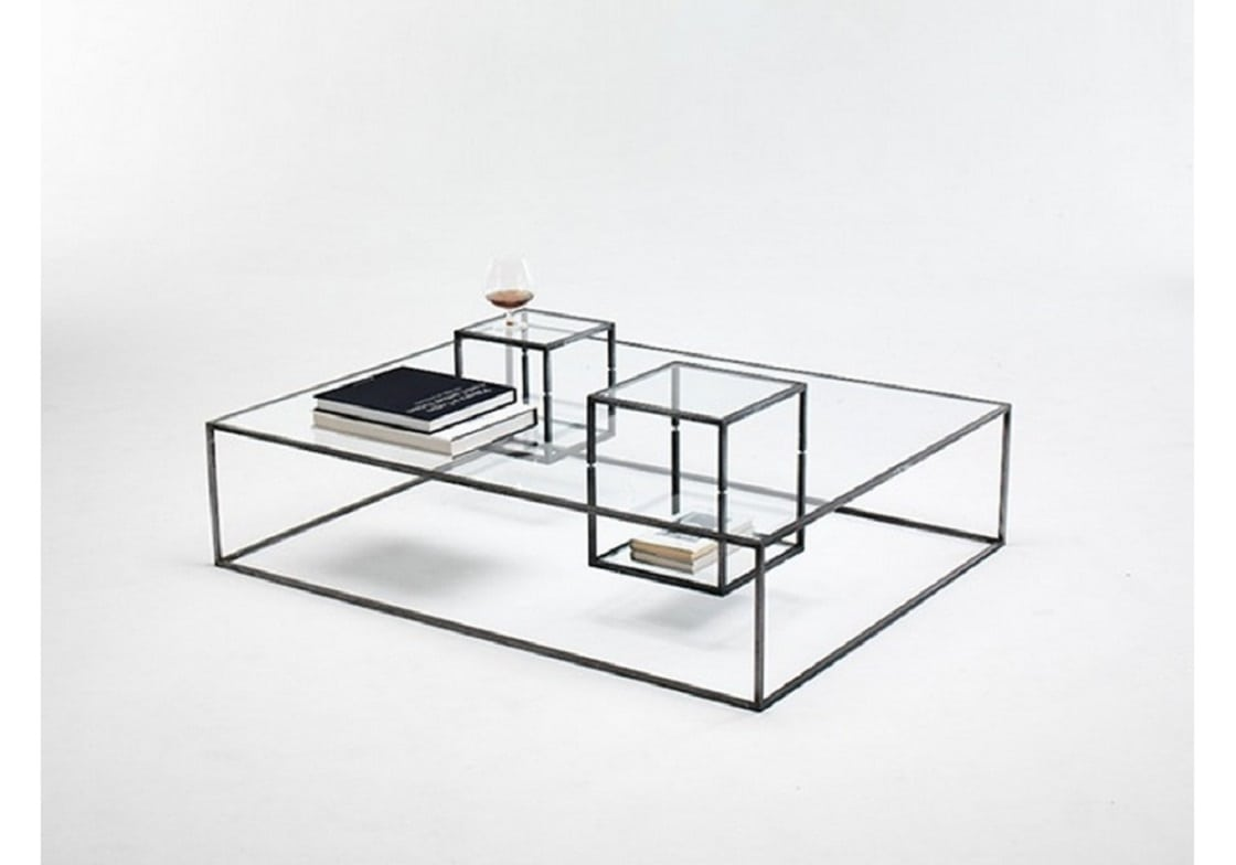 שולחן זכוכית לסלון