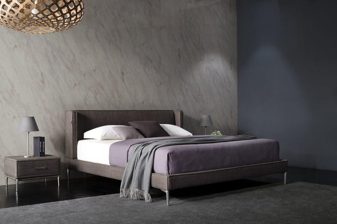 מיטה זוגית מעוצבת לנוער